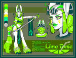 Lime Tonic - Concept Art by MichelleHoefener