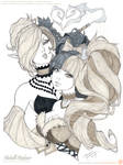 Commission - Escada And Lilibeth