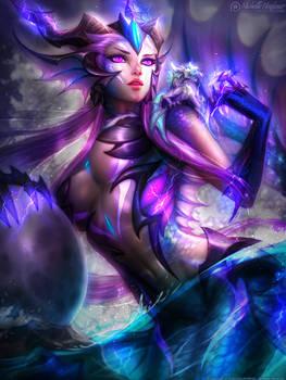 The Sea Dragoness
