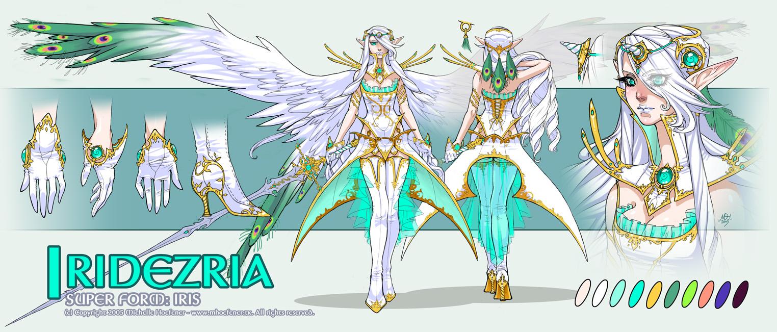 Iridezria - Concept Art