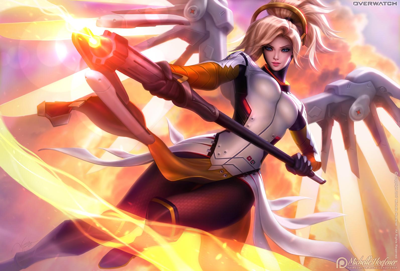 Mercy Marvel