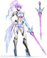 Novatech IRIS - Concept by MichelleHoefener