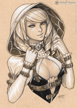 Steampunk Spider Gwen