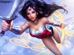 Wonder Woman - ImagineFX