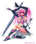 Rainbow Knight 01: SELINA