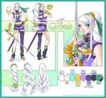 Iris - Concept Art