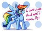NATG Day 1: I Wanna Fly!