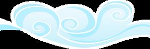 Cloud 01 - Hurricane Fluttershy