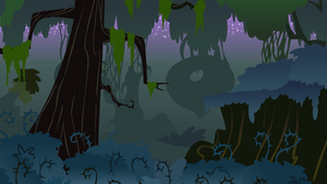 Night in the Everfree Forest