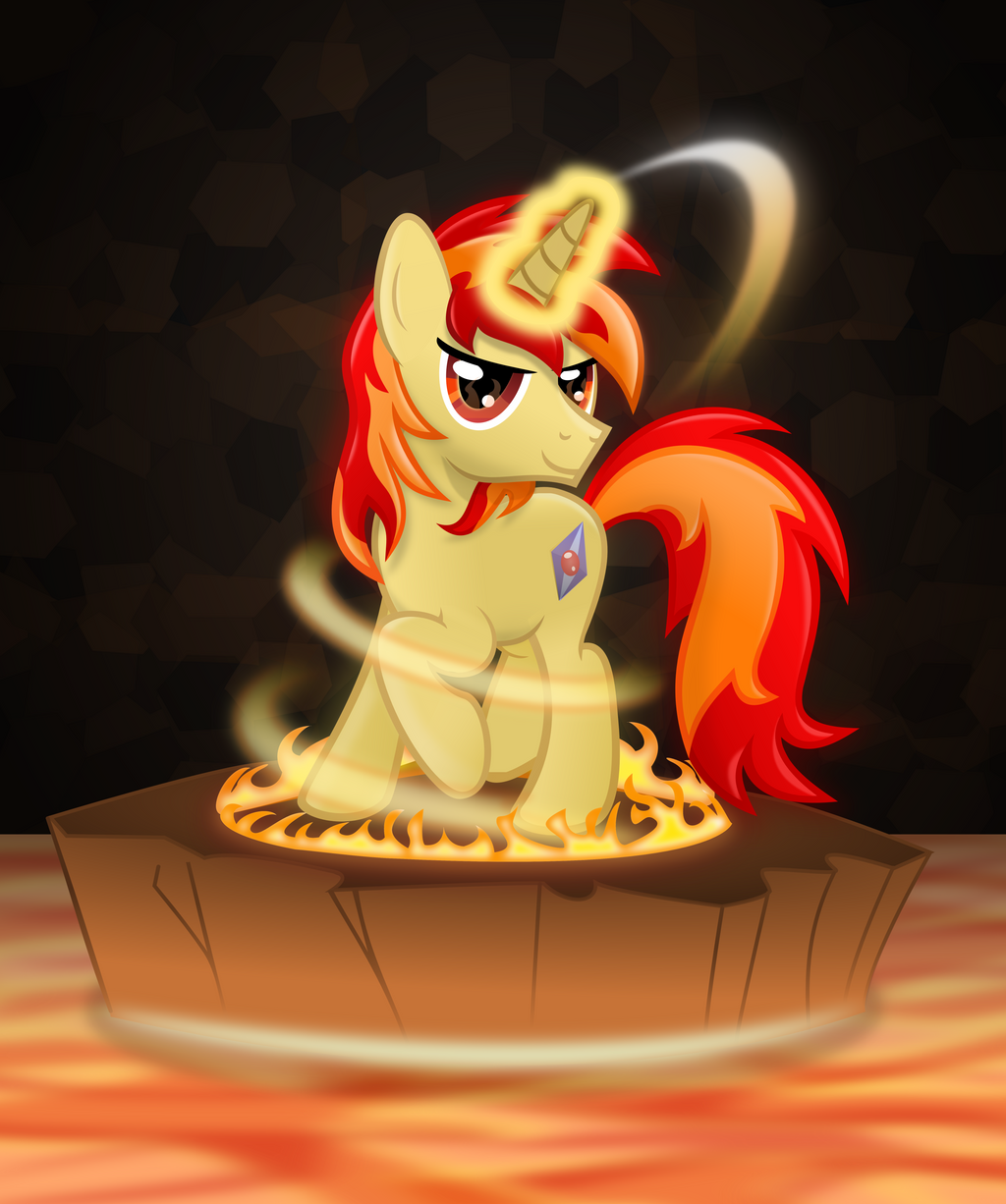 Din's Fire by Tajarnia