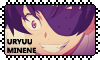 Uryuu Minene Stamp by AnimeWallpaperGIRL