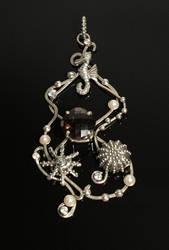 Sea pendant by nataliakhon