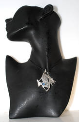 Kynite Maple Forest pendant by nataliakhon
