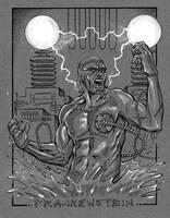 Frankenstein by 93Cobra