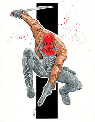 The Red Hood by 93Cobra