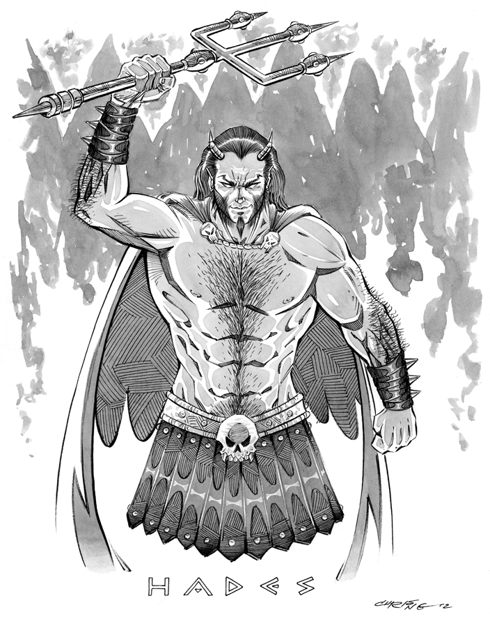 hades - lord of the underworld by 93CobraHades God Of The Underworld Drawing