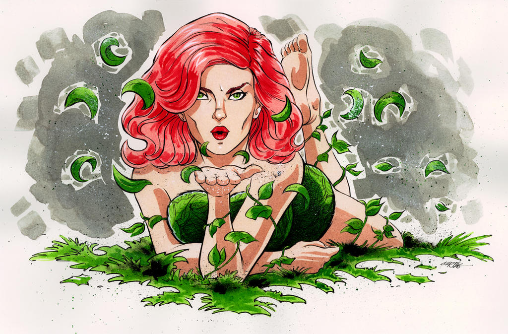 Poison Ivy by 93Cobra