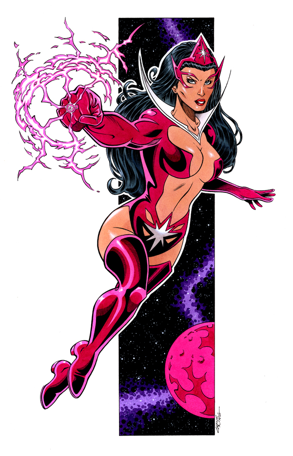Star Sapphire Colors by 93Cobra