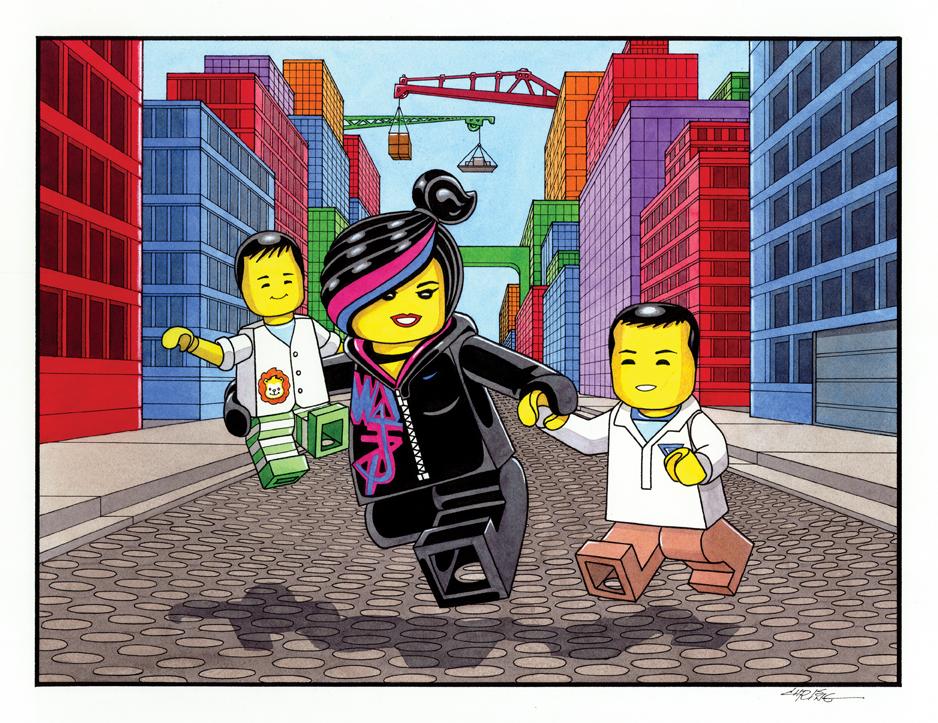 Lego by 93Cobra