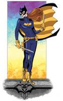 New Batgirl by 93Cobra