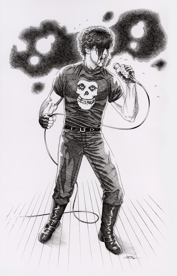 Glenn Danzig by 93Cobra