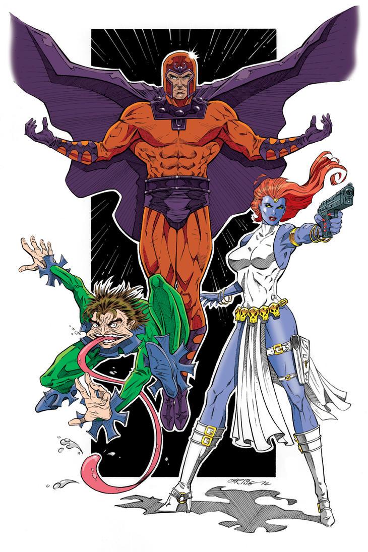 Brotherhood of Evil Mutants by 93Cobra