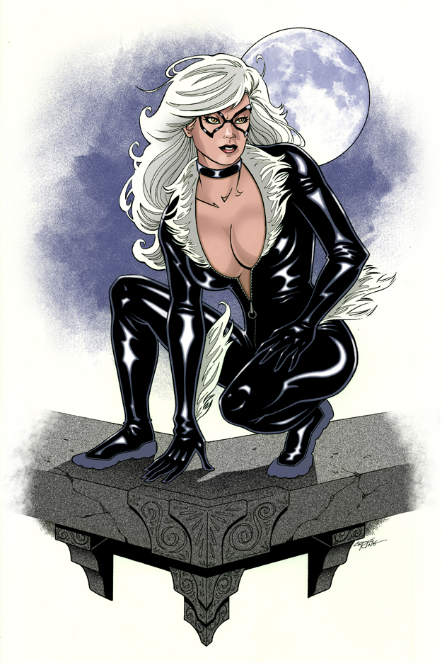 Felicia Hardy - The Black Cat by 93Cobra