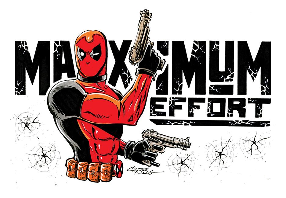 Maximum Effort by 93Cobra