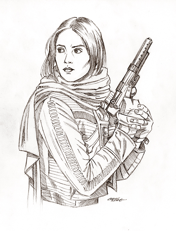 Rogue One by 93Cobra