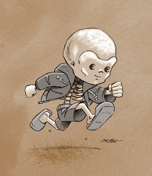 Sans from Undertale by 93Cobra