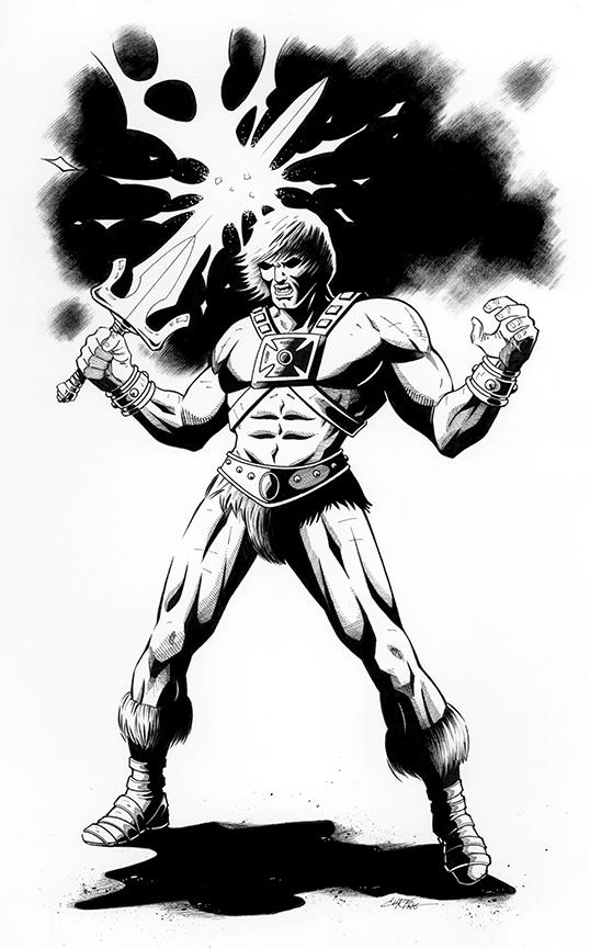 He-Man by 93Cobra