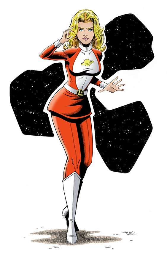 Saturn Girl by 93Cobra