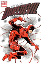 DareDevil Sketch Cover by 93Cobra