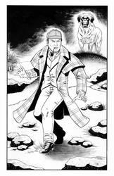 Sherlock Holmes by 93Cobra