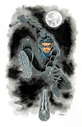 Nightwing by 93Cobra