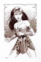 Wonder Woman by 93Cobra