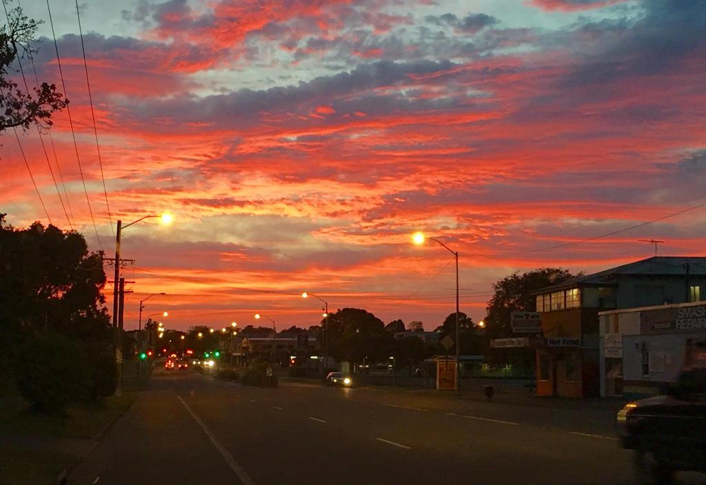 Kempsey Sunrise by Bjay70
