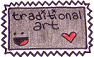 traditional art stamp. by danipantzz