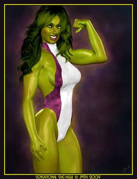 Sensational She-Hulk
