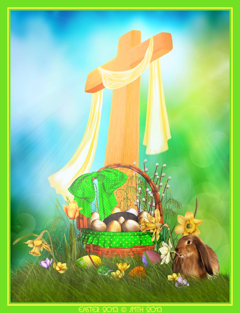 Easter 2013 by poserfan