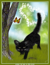 World Cat Day 2013 by poserfan