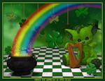 Under the Rainbow....