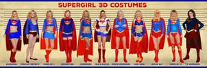 Supergirl Ref Sheet