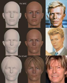Morph Creation: David Bowie