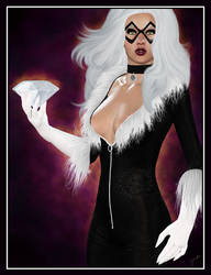 Black Cat by poserfan