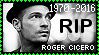 R.I.P. Roger Cicero Stamp by poserfan