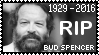 R.I.P. Bud Spencer Stamp by poserfan
