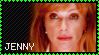 NCIS Jenny Shepard Stamp IX by poserfan