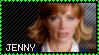 NCIS Jenny Shepard Stamp VIII by poserfan