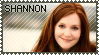 NCIS Shannon Gibbs Stamp by poserfan